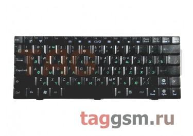 Клавиатура для ноутбука Asus Eee PC 1000HE / 1002HA / 1003 (черный)