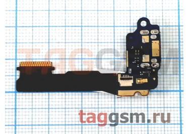 Шлейф для HTC One mini (601n) + разъем зарядки