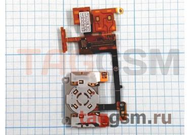 Шлейф для Sony Ericsson S500 / W580 + мембрана LT