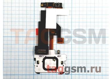 Шлейф для Nokia 5610 + мембрана + камера, ориг