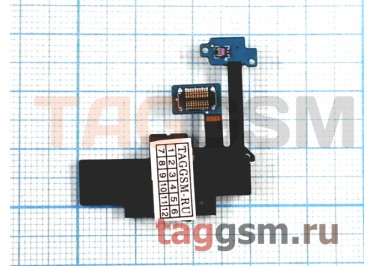 Шлейф для Samsung N5100  /  N5110  /  N5120 + разъем гарнитуры + сенсор