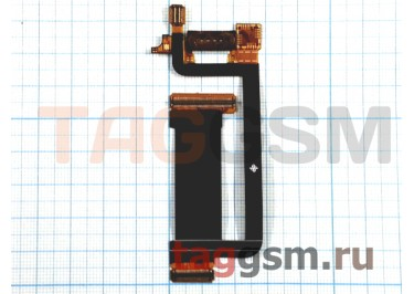 Шлейф для Sony Ericsson C903 межплатный + динамик