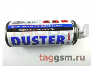 Спрей-пылеудалитель DUSTER (Solins) для продувки от пыли 400мл