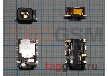 Разъем гарнитуры для Nokia 6300 (2.5mm) ОРИГ100%