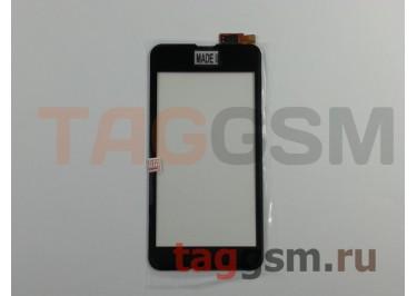 Тачскрин для Nokia 530 (черный) ориг