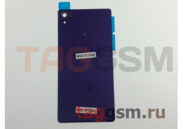 Задняя крышка для Sony Xperia Z2 (D6502 / D6503) (фиолетовый)