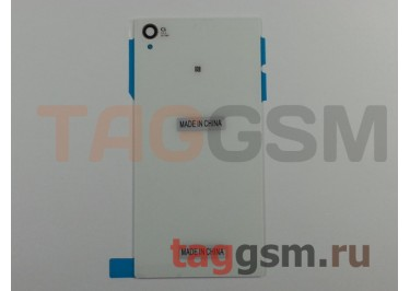 Задняя крышка для Sony Xperia Z1 (C6903) (белый)