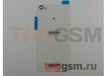 Задняя крышка для Sony Xperia Z3 (D6603 / D6633) (белый)