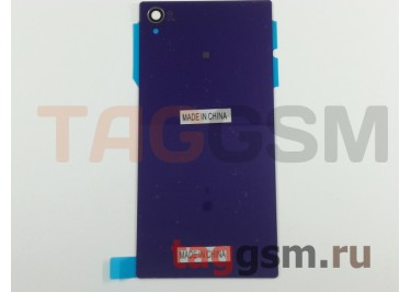 Задняя крышка для Sony Xperia Z1 (C6903) (фиолетовый)