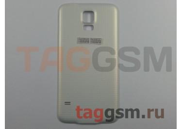 Задняя крышка для Samsung G900F Galaxy S5 (белый)