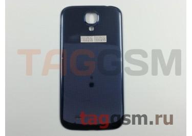 Задняя крышка для Samsung i9500 (синий)