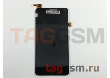 Дисплей для Lenovo S850 + тачскрин (черный)