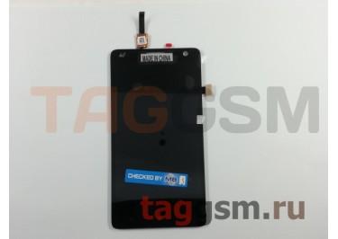 Дисплей для Lenovo S856 + тачскрин (черный)