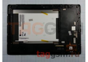 Дисплей для Lenovo S6000 + тачскрин в рамке