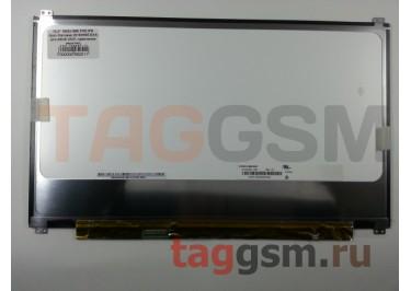 """13.3"""" 1920x1080 SLIM Матовая 30pin FHD IPS (N133HSE-EA1) для ASUS UX31, крепление верх / низ, разъем слева"""