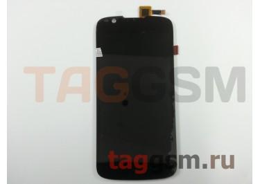 Дисплей для Fly IQ4413 EVO Chiс 3 + тачскрин (черный)