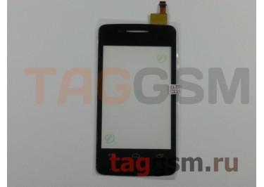 Тачскрин для Alcatel OT4010D (черный)