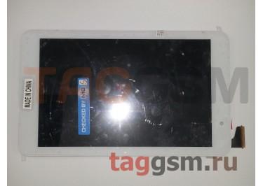 Дисплей для Asus MeMO Pad 7 + тачскрин (белый)