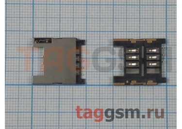 Считыватель SIM карты HTC Hero