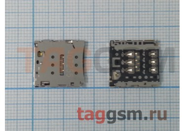 Считыватель SIM карты Huawei P6