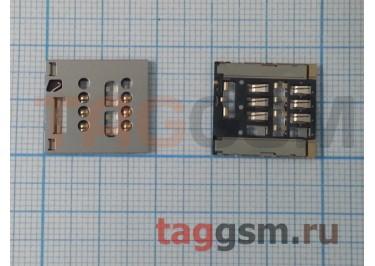 Считыватель SIM карты Sony LT28 (Xperia ion)
