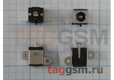 Разъем зарядки для Asus A7 / F52 / K40 / K50 / K60 / K70 / U50 (2.5mm)