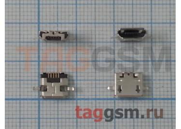 Разъем зарядки для HTC BlackBerry 9720 (micro usb)