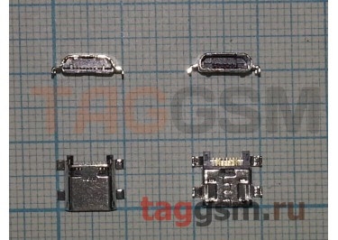 Разъем зарядки для Samsung G350 / G3518 / G355 / G531 / G532 / G7102 / G7105 / G7106 / S5312 / S7272 / S7580