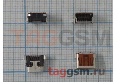 Разъем зарядки для HTC BlackBerry 8310 (mini usb)
