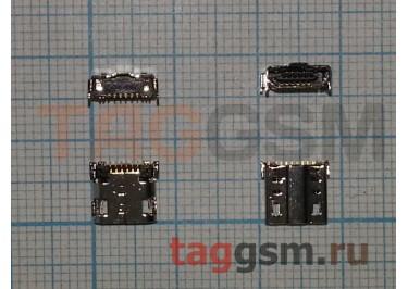 Разъем зарядки для Samsung i9500 / N7100, ориг