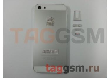 Задняя крышка для iPhone 5 (белый) A