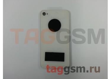 Задняя крышка для iPhone 4S (белый), AA