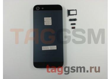 Задняя крышка для iPhone 5 (черный) A