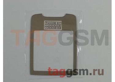 Стекло корпуса для Nokia 8800 (золото) ААА