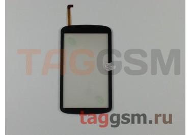 Тачскрин для Alcatel OT818 (черный)