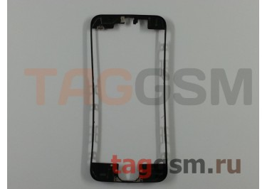 Рамка дисплея для iPhone 5C (черный) + клей
