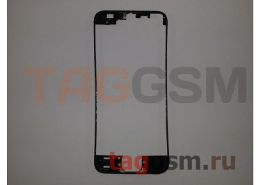 Рамка дисплея для iPhone 5S / SE (черный) + клей