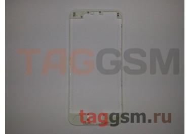 Рамка дисплея для iPhone 6 (белый) + клей