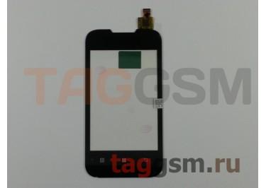 Тачскрин для Lenovo A66 (черный)