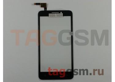 Тачскрин для Lenovo A606 (черный)