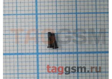 Винты для iPhone 5 нижние (2шт) (черные)