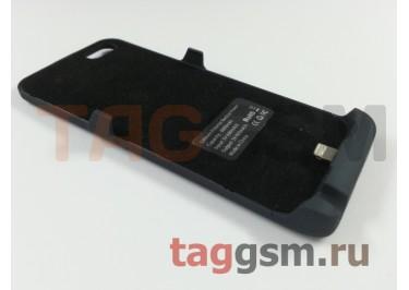 Дополнительный аккумулятор G5-F8 / X8 для iPhone 5 / 5S / SE 3000mAh (синий)