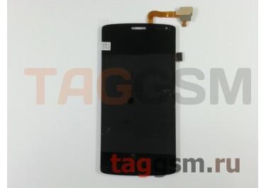 Дисплей для Fly IQ4417 + тачскрин (черный)