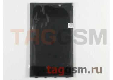 Дисплей для BlackBerry Z10 + тачскрин (черный)