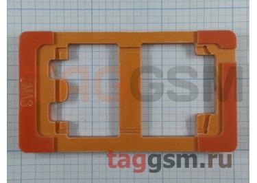 Форма для склеивания дисплея и тачскрина Samsung A3