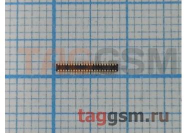 Коннектор тачскрина для iPhone 5C / 5S / SE