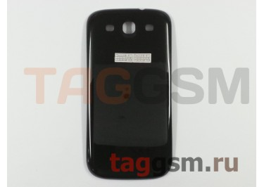 Задняя крышка для Samsung i9300 (черный)