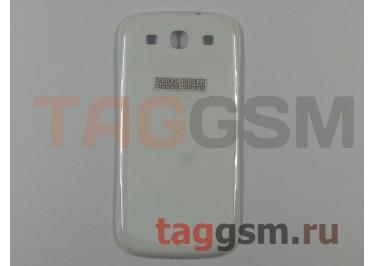 Задняя крышка для Samsung i9300 (белый)