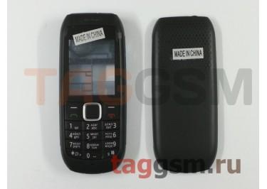 Корпус Nokia 1616 со средней частью + клавиатура (черный)
