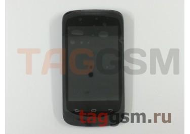 Дисплей для Prestigio MultiPhone 3540 DUO + тачскрин (черный), ориг